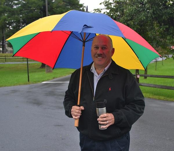 Rain or shine, we want everyone to feel welcome.