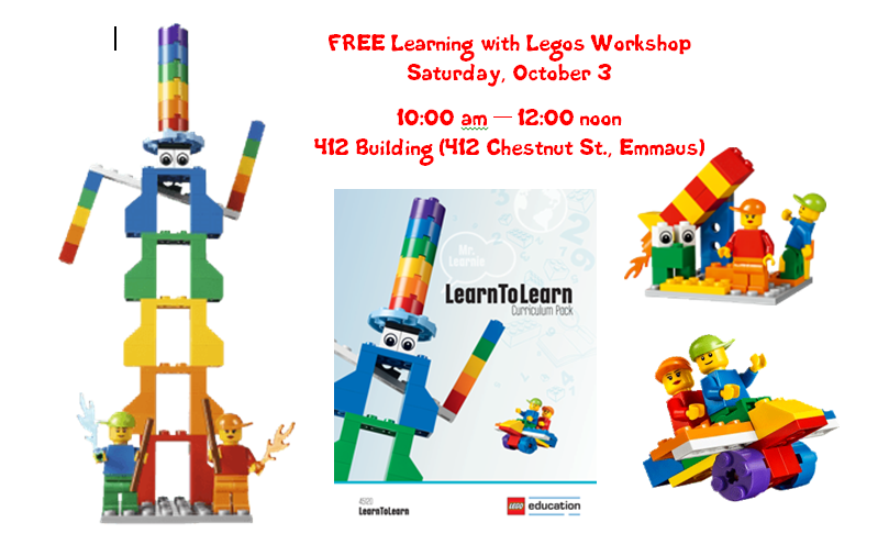 Learnign with Legos